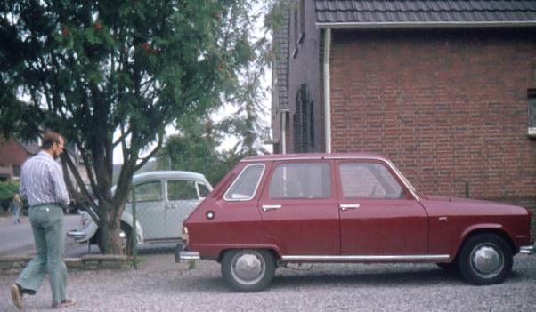 Das erste Auto - Renault 6 TL