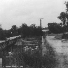 Verladeanlagen an der B 223, Dorsten